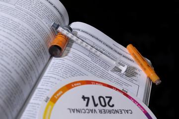 vaccination contre la rougeole,médecine préventive