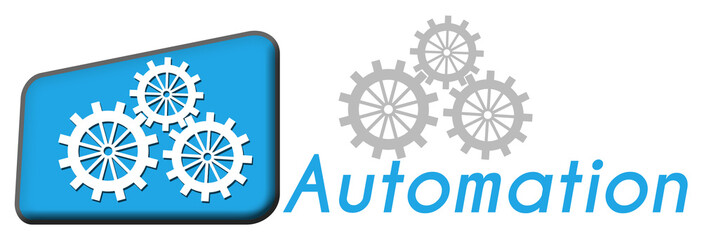 Automation Blue Grey