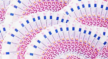 500 Euro Scheine - Hintergrund