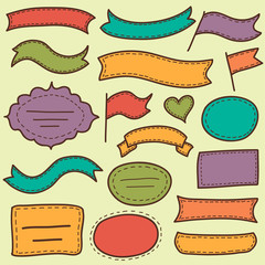 sketch frames in color