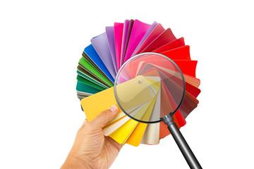 Was ist die richtige Farbe ?