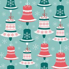 Christmass seamless pattern