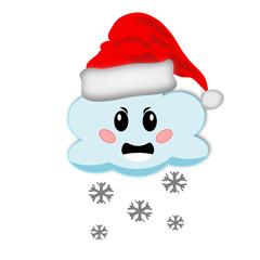 Nuvola natalizia