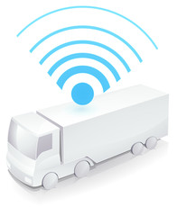 Connected truck