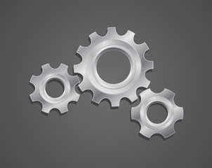 gears cog wheel abstract background