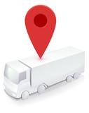 Truck located