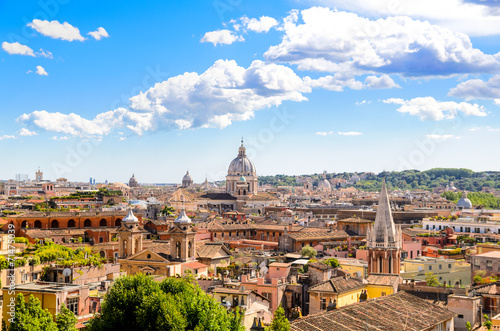 Rome and St. Peter's Basilica - 71475039
