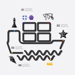 maritime trucking infographic