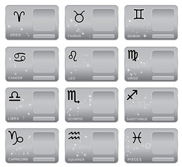 Zodiac sign.