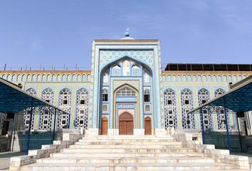 Mosque Haji Yaqub. Tajikistan. Dushanbe
