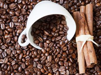 café en vrac cannelle