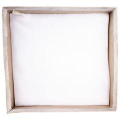 Top view of carton box