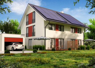 The dream house 55