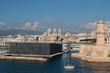 MuCEM et le Fort Saint-Jean depuis le Pharo - 71484835