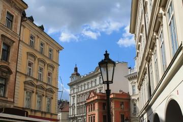 Praga - Ulicza