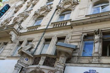 Praga - Kamienica