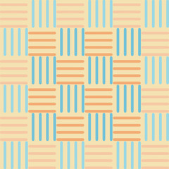 abstract pattern weaving