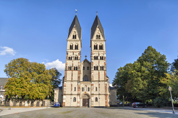 Church of St Castor in Koblenz