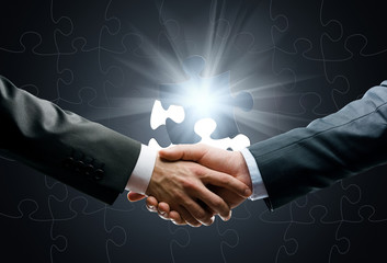 Concept of trustworthy relations and business cooperation