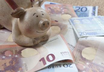 argent billets d'euros