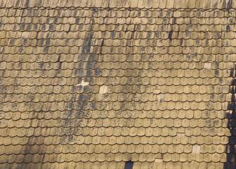 Alte Dachschindeln