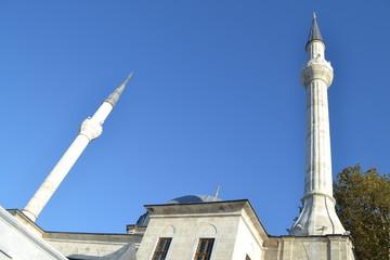 Cami minareleri