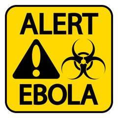 Ebola danger sign