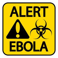 Ebola danger sign