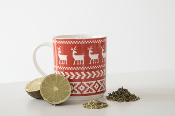 a cap of tea