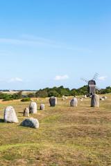Stone setting field