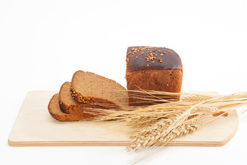 Bread and wheat staples