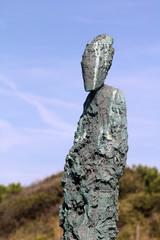 Statue de bronze de Port-Bourgenay