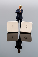 Symbol Foto Intelligenzquotient