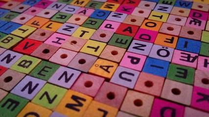 Buchstaben-Allerlei