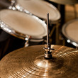 Fragment drumset closeup - 71497208