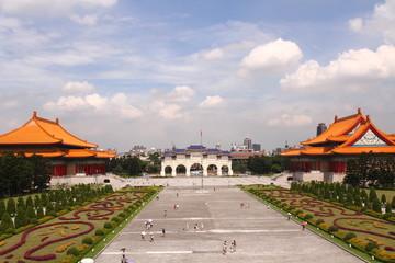 中正記念堂 台北 台湾