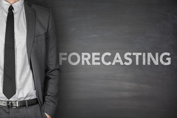 Forecasting on blackboard