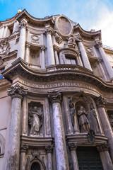 Church of St.. Charles near the four fountains (San Carlo alle Q