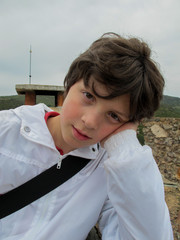 Adolescent  fatigué