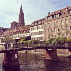 Strasbourg et sa cathédrale