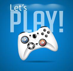 Gamepad - Let's play