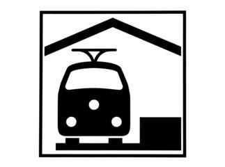 Bahnhofsymbol