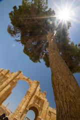 Entrance arch, Jerash