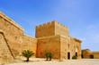 Alcazaba of Almeria, in Almeria, Spain
