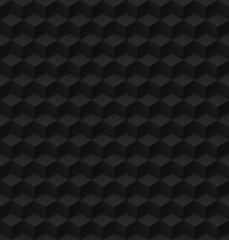 3D cube pattern