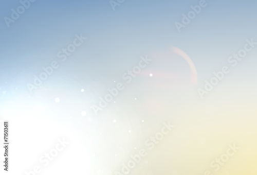 Soft colored abstract background. Vector - 71503611