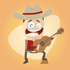 countrysänger country musik