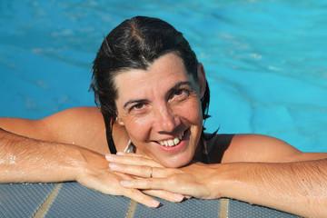 nager et soleil