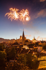Baden Feuerwerk