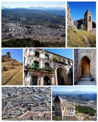 Archidona, Málaga, collage